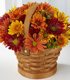 Woodland Wonder Basket