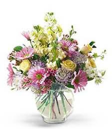 Medium Ivy Flower Bowl
