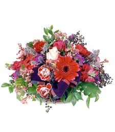 Crimson Rapture Bouquet