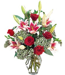 Fragrant Birthday Blooms