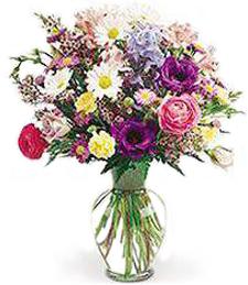 Medley of Birthday Blooms