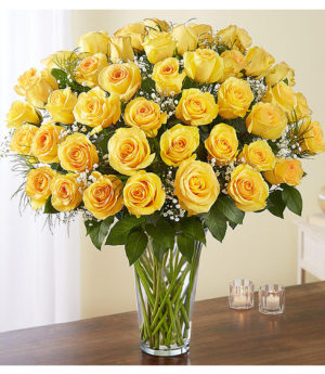 2-Dozen Yellow Roses